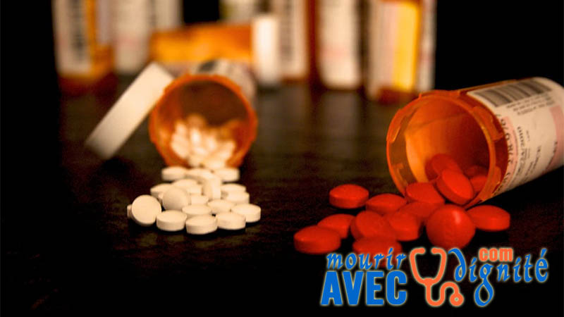 Meilleures pilules pour l'euthanasie